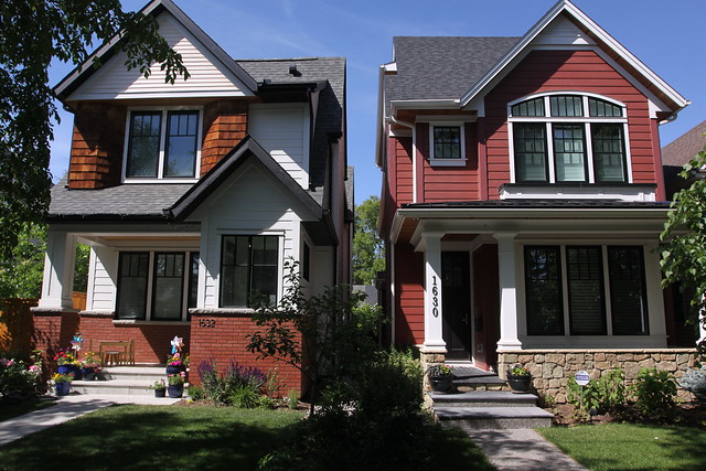 Architectural style: homes in Calgary - #120