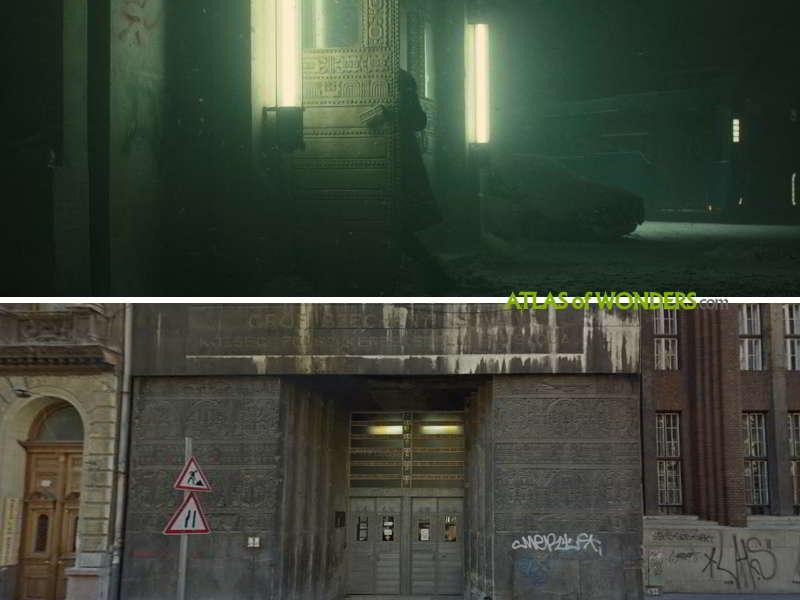 Blade Runner 2049 Location