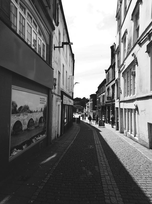 Bank Street. taken on Paper Shoot 2021