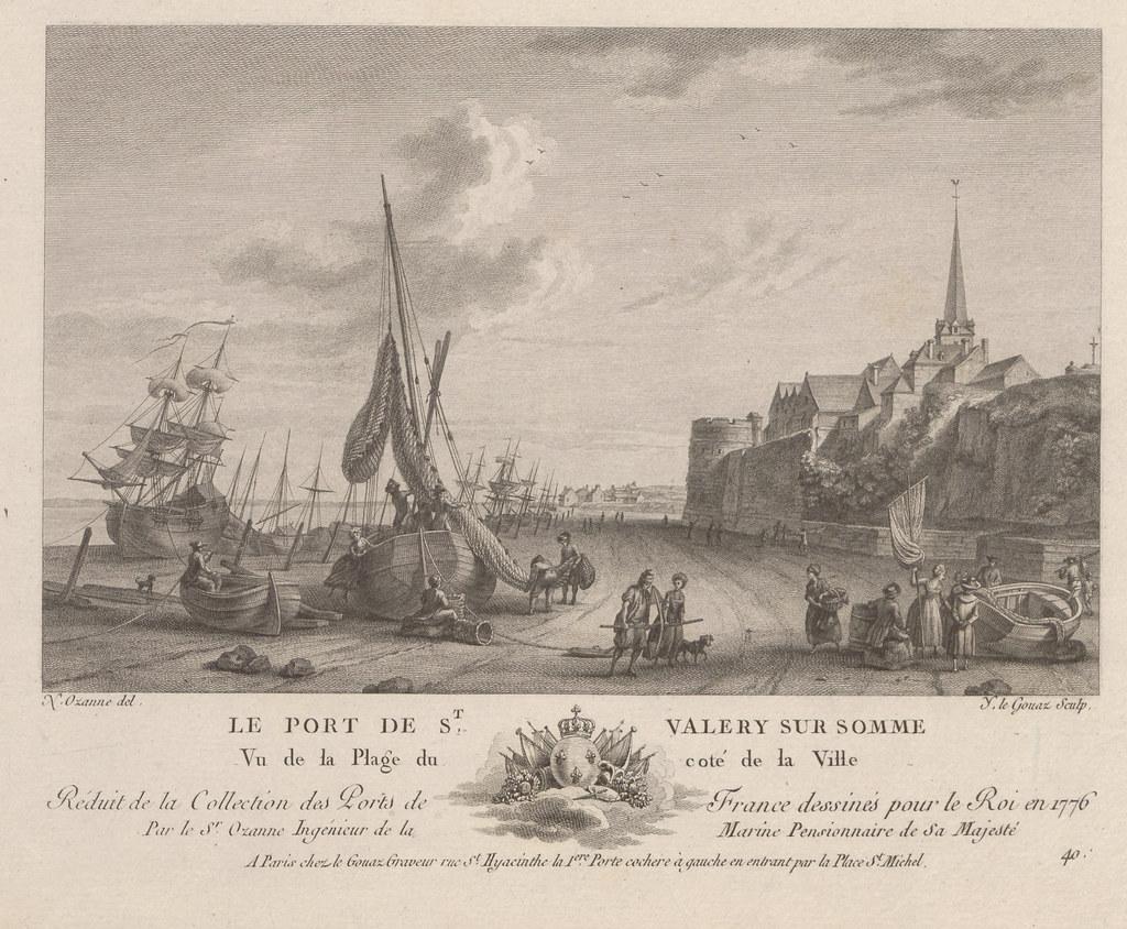 Le Port de St. Valery Sur Somme