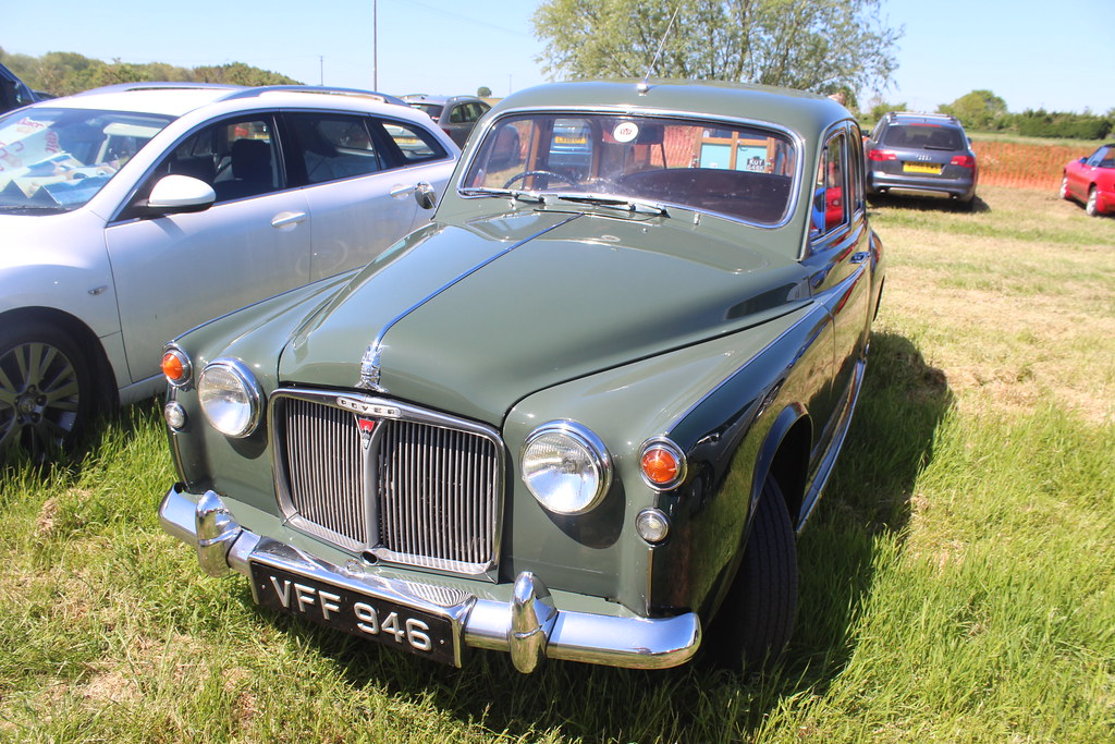 Rover 1961 P4 VFF 946