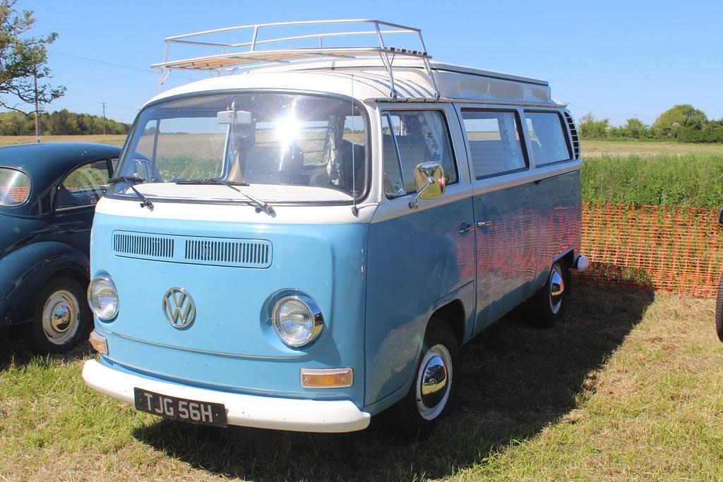 VW 1969 Camper TJG 56H
