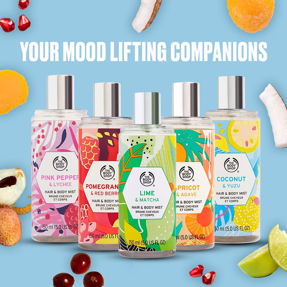 Find the Complete Range of Hair Care Products at Body Shop