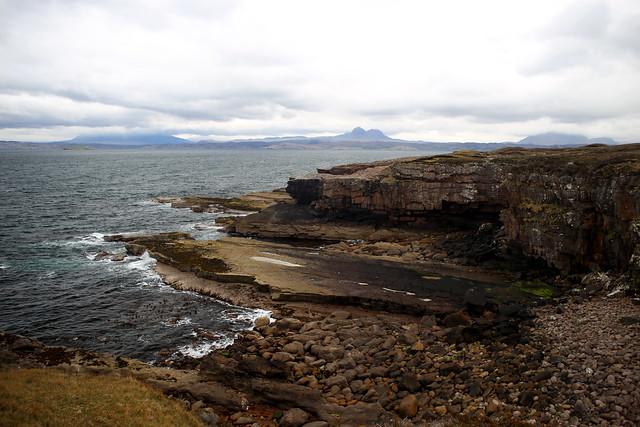 The coast north of Achnahaird