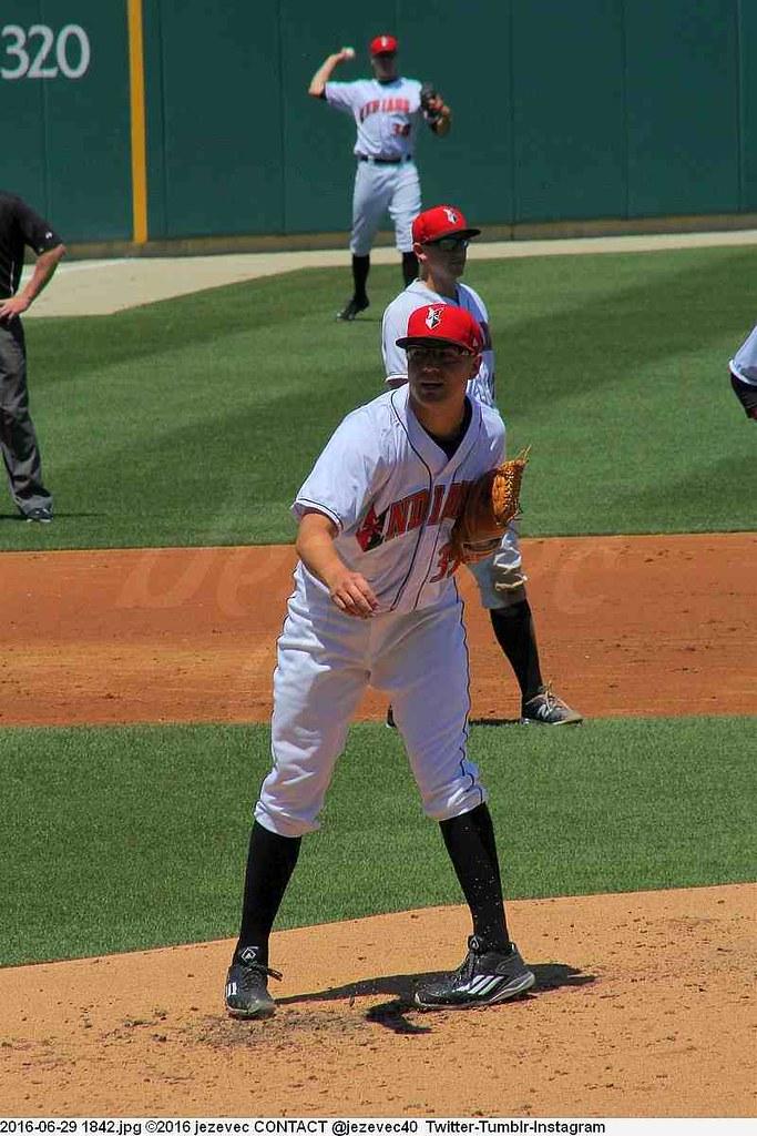2016-06-29 1842 BASEBALL Gwinnett Braves @ Indianapolis Indians