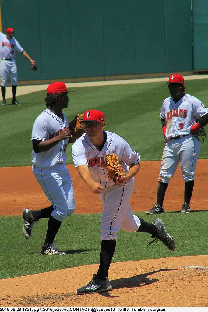 2016-06-29 1831 BASEBALL Gwinnett Braves @ Indianapolis Indians