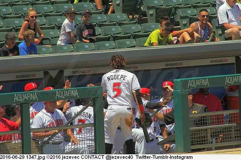 2016-06-29 1347 BASEBALL Gwinnett Braves @ Indianapolis Indians