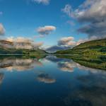 6. Juuni 2021 - 6:16 - Loch Leven Cloudscape