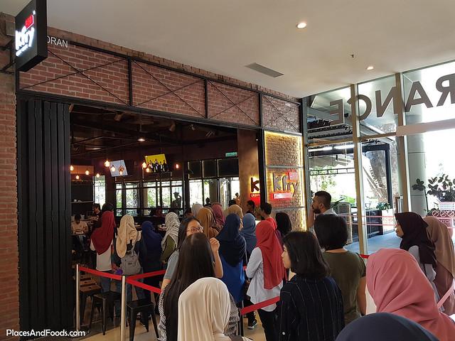 KFry Urban Korean IOI City Mall review
