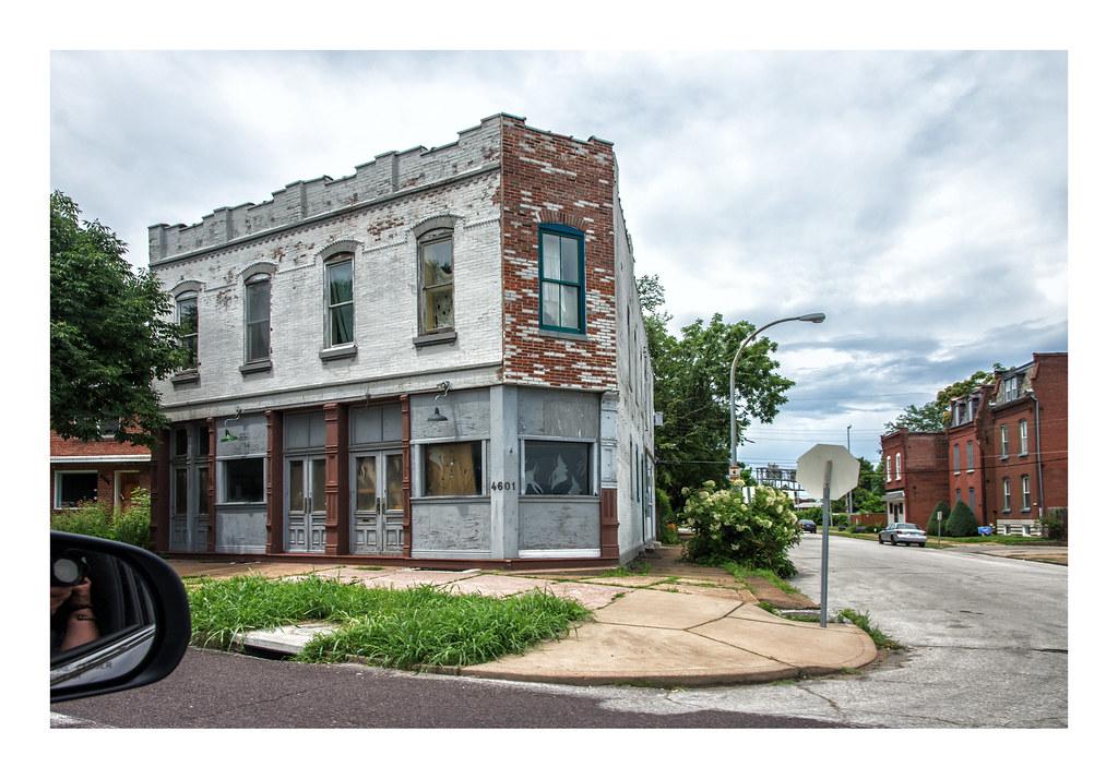 St Louis suburbs