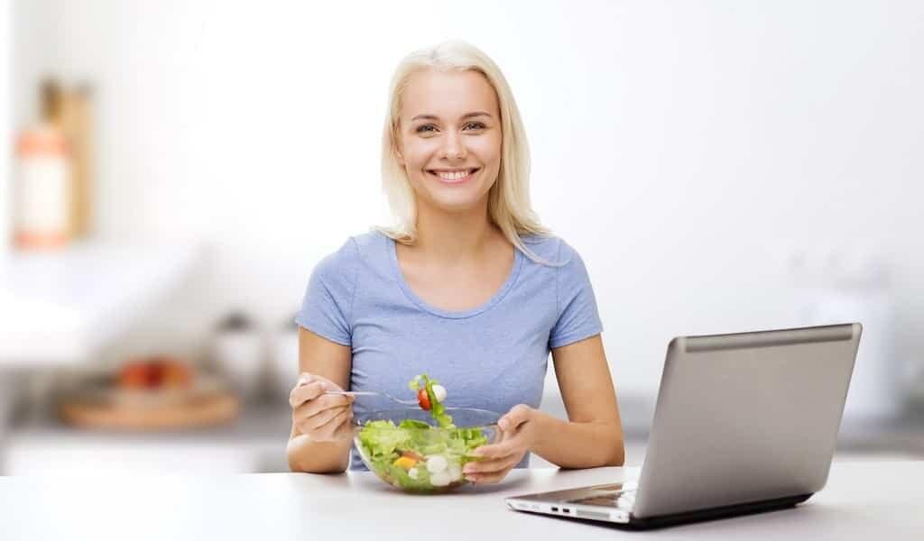 Un régime sain réduit l'inflammation de la peau et des articulations