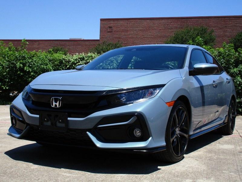 Honda Civic Hatchback $26995