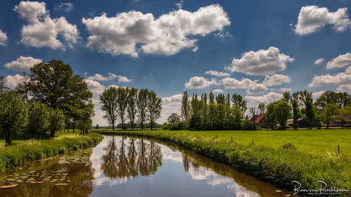 Clouds and Reflections by BraCom (Bram)