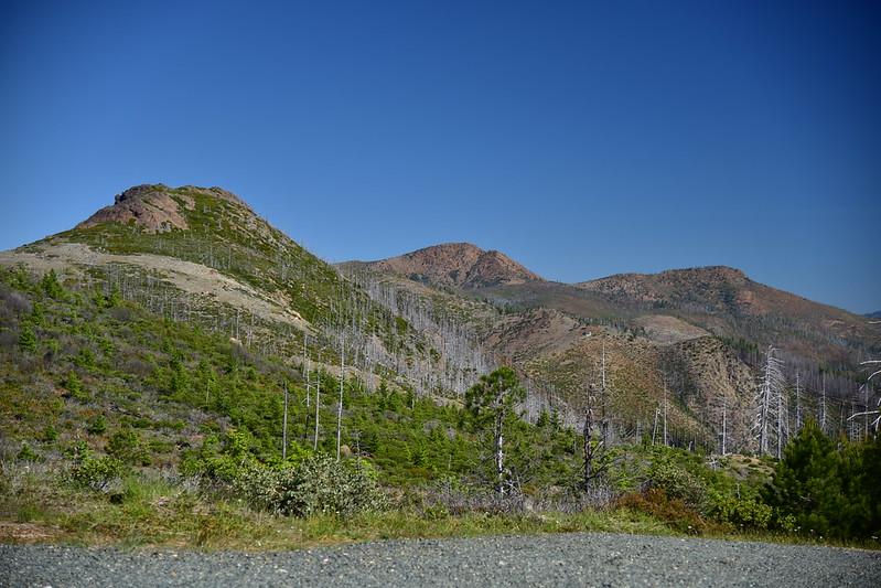 View from Kalmiopsis Rim Trailhead
