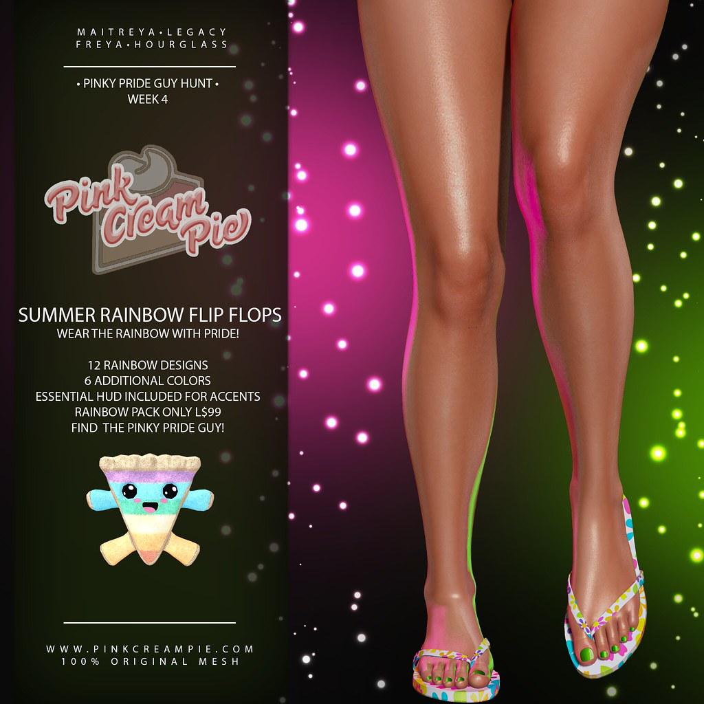 2021 Pinky Pride Guy Hunt @ Pink Cream Pie Week 4