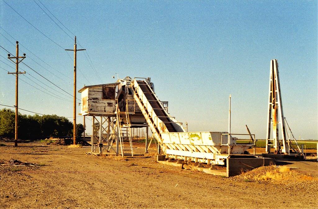 Rural Industry, Solano County, California