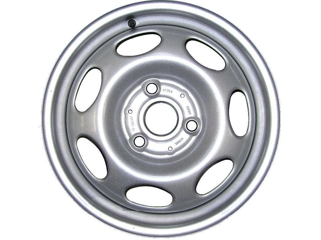 New Smart ForTwo 15 inch Steel wheel front or rear