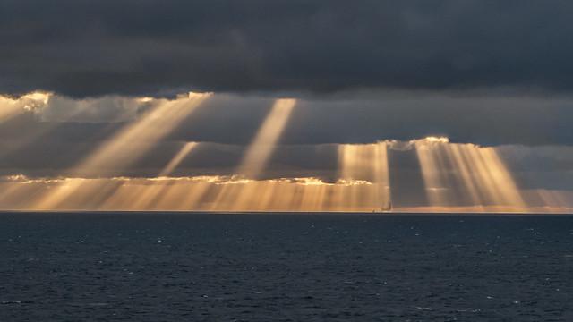 Offshore Sunrise
