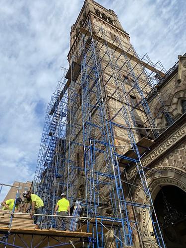 June 22, 2021 - 7:56am - Tower Repairs 2021
