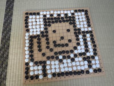 48-20160125-zoyo用五子棋拼圖案1