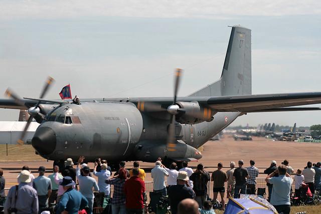 R210 64-GJ Transall C-160R French Air Force