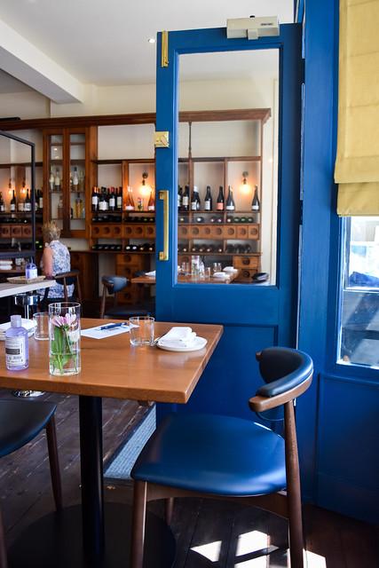 Dining Room at Hide & Fox, Saltwood