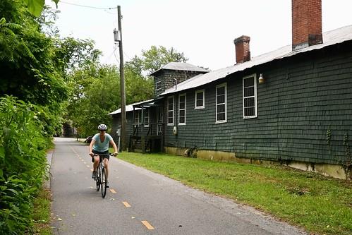 Bike and Boat House