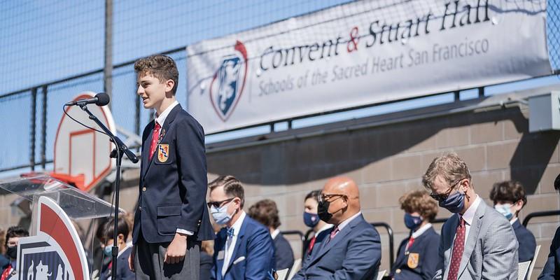 Stuart Hall for Boys Graduation 2021