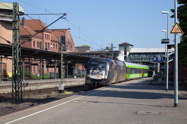 MRCE 182 510 Hamburg Harburg