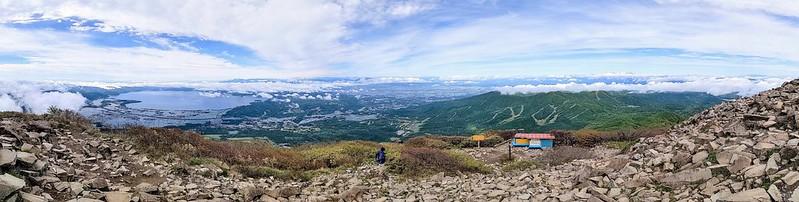 磐梯山パノラマ