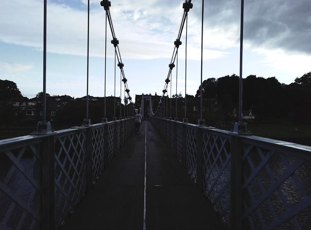 Bridge II. Paper Shoot (PS-V) 2021
