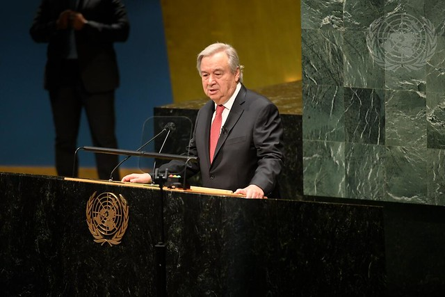 Appointment of Secretary-General of United Nations