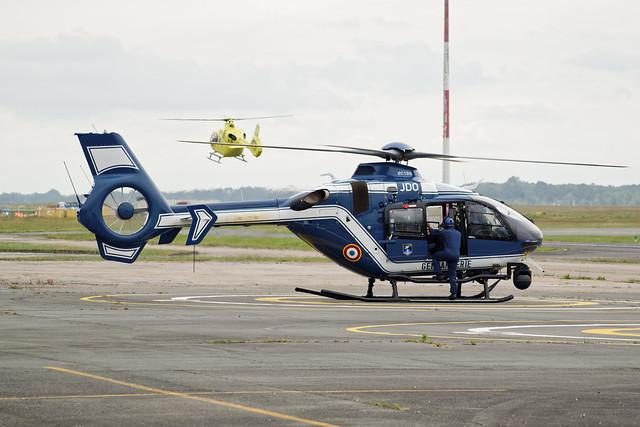 F-MJDO - Eurocopter EC135T2+ - Gendarmerie Nationale