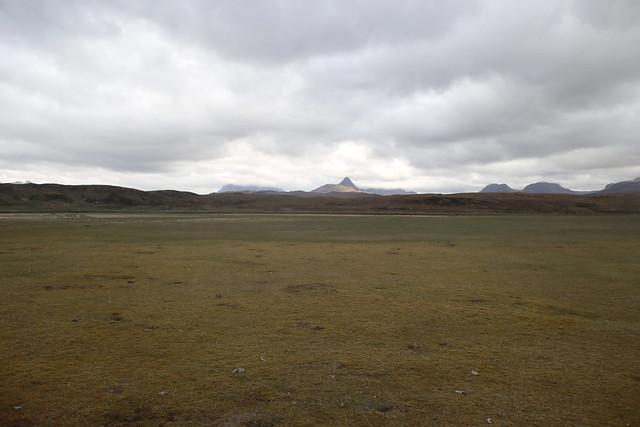 The coast at Achnahaird