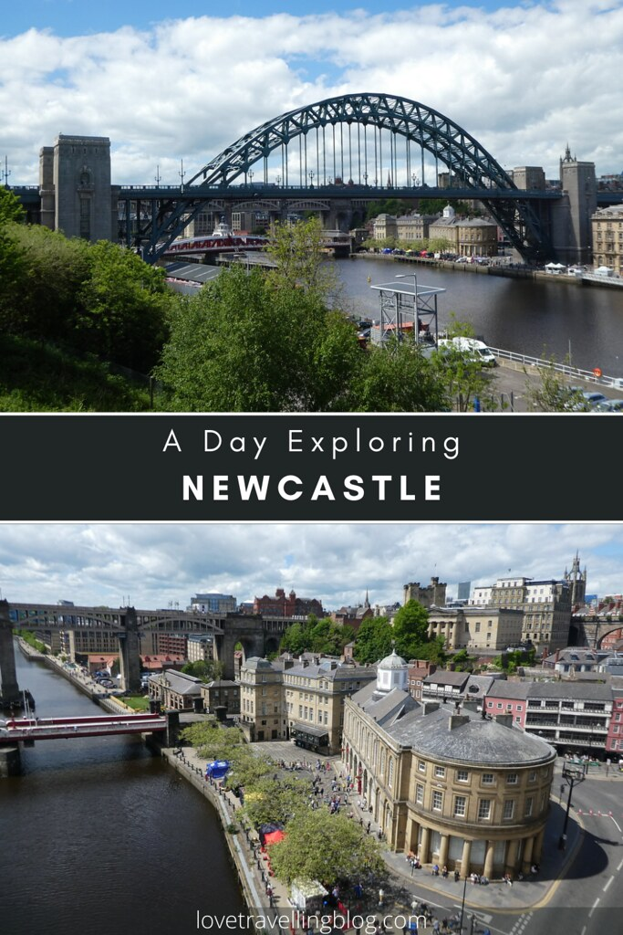 A day exploring Newcastle
