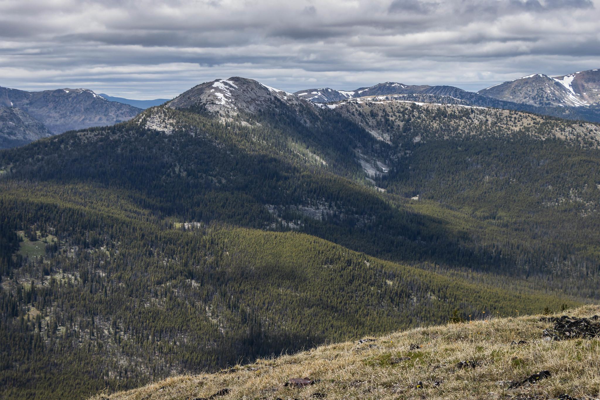 Final stop, Snowshoe Mountain