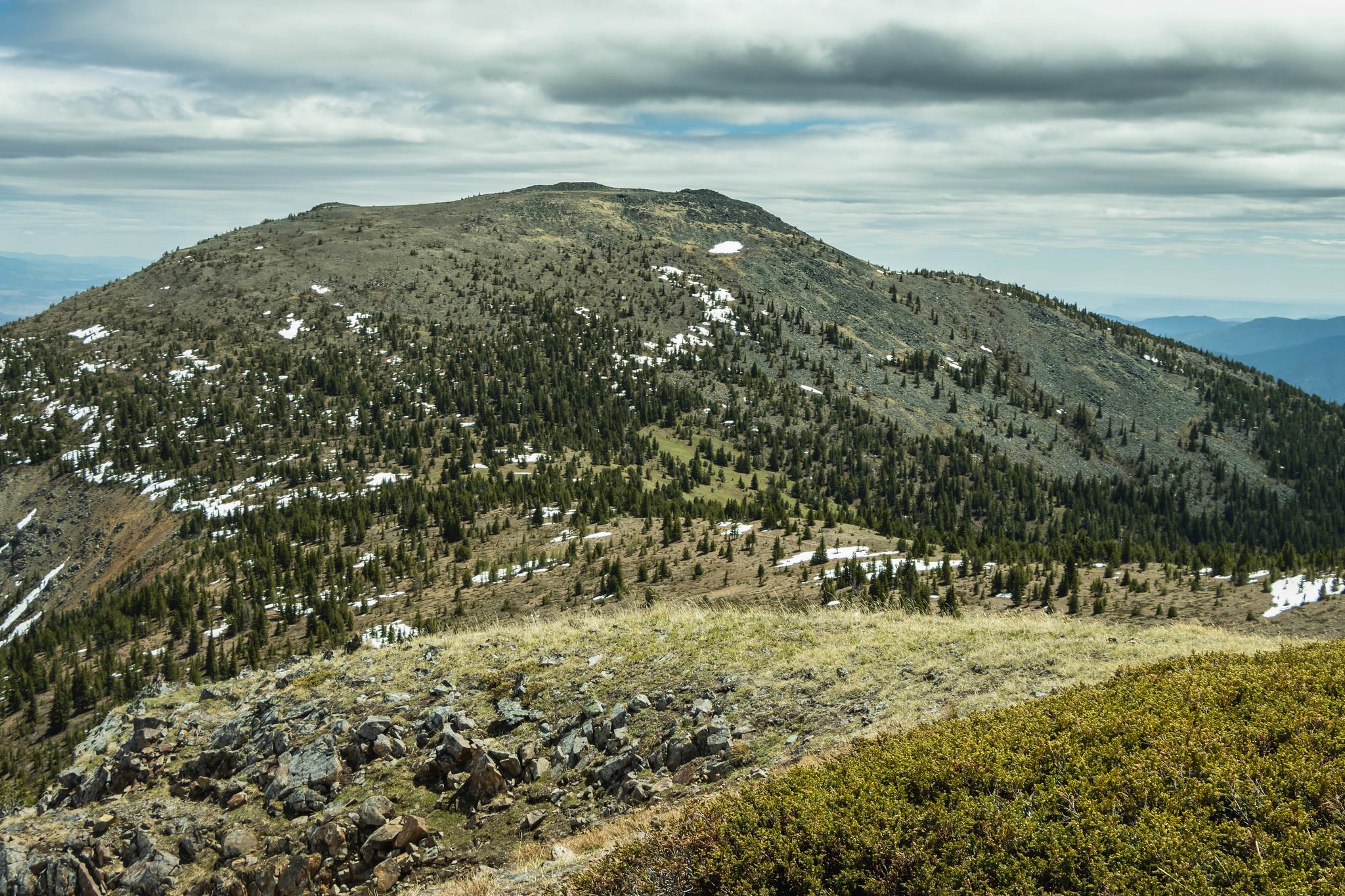 Chopaka Mountain from Joe Mills Mountain