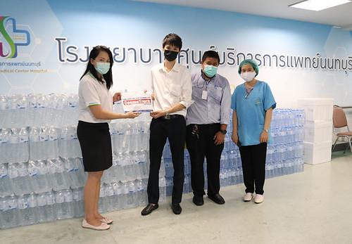 COSMOTRUCK-CSR-NonthaburiMedicalCenter