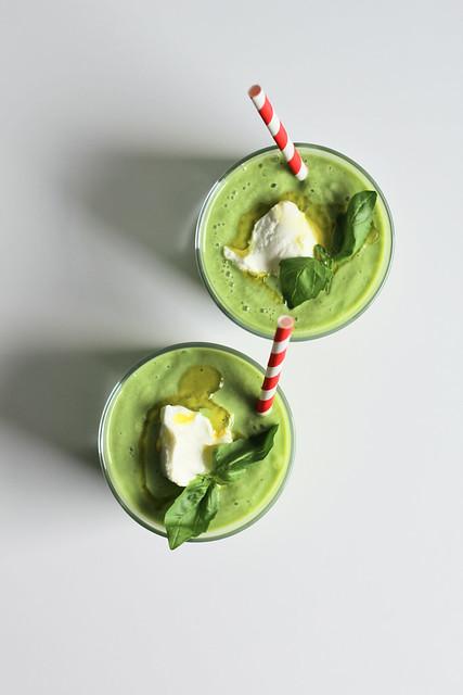 green goddess sipper, soup or shots