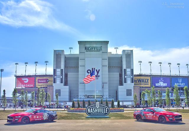 Nashville Superspeedway - NASCAR's Cup Series Ally 400 - 6/20/2021