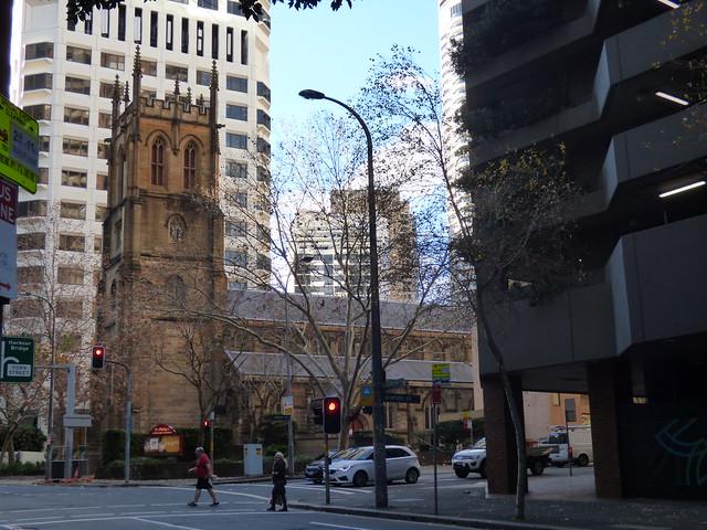 City Buildings, Sydney, NSW, June 2021