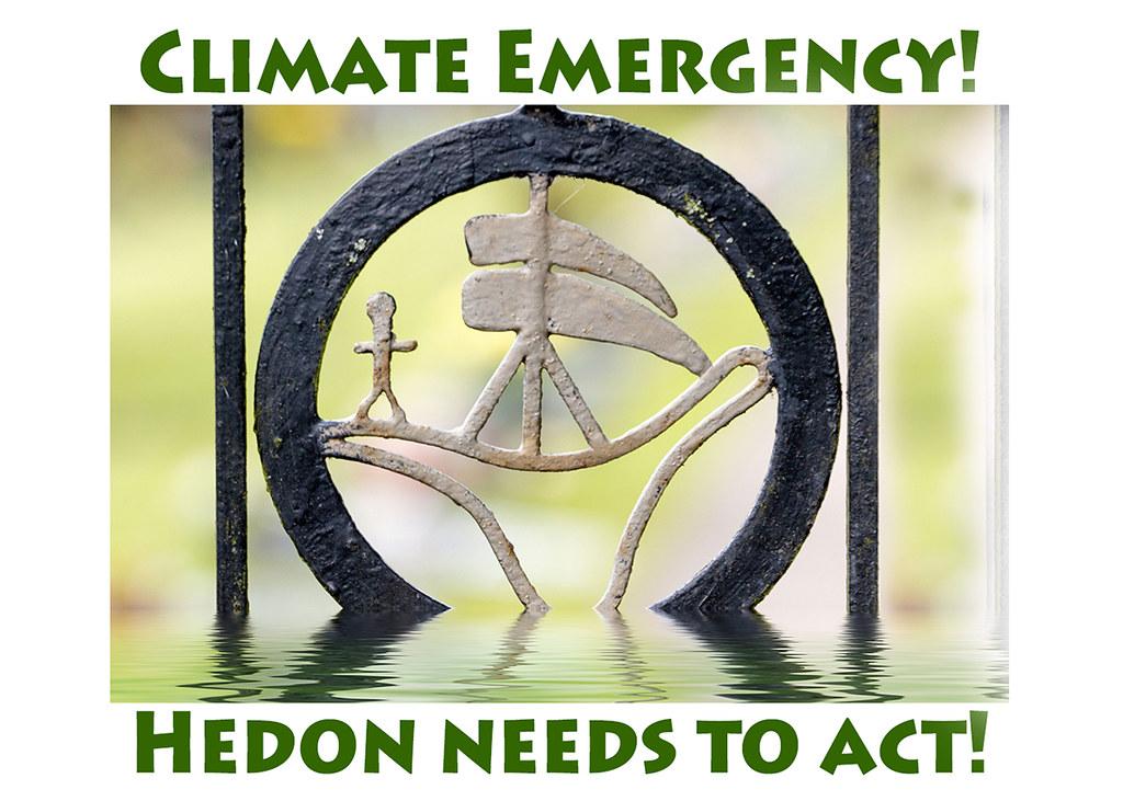 Climate Emergency! Hedon Needs to Act! #appicoftheweek