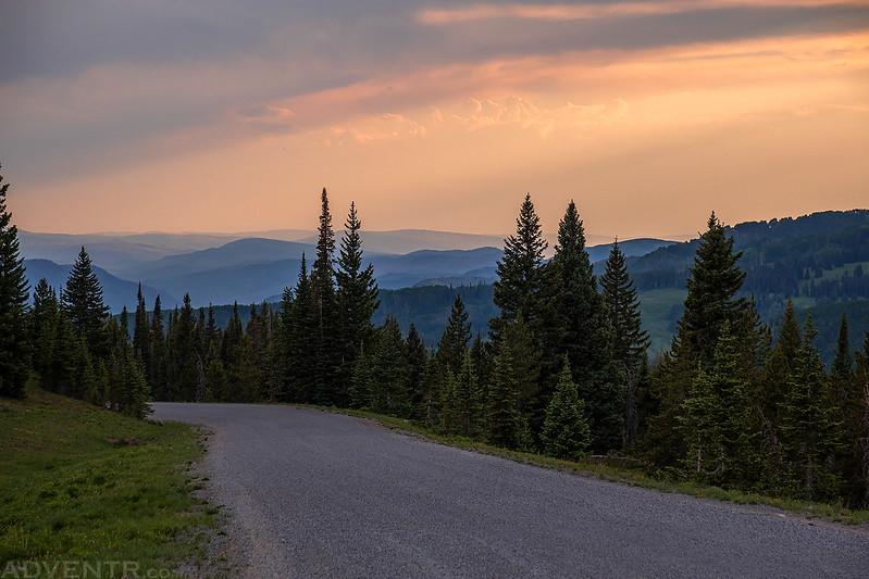 Ripple Creek Pass Road
