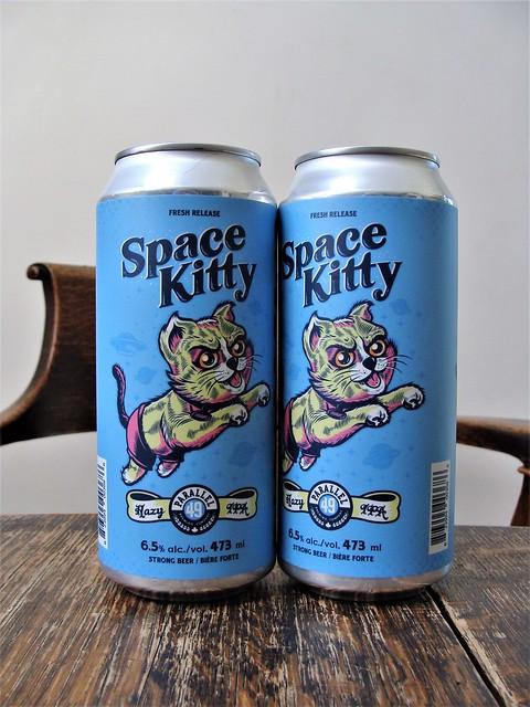 Space Kitty Hazy IPA