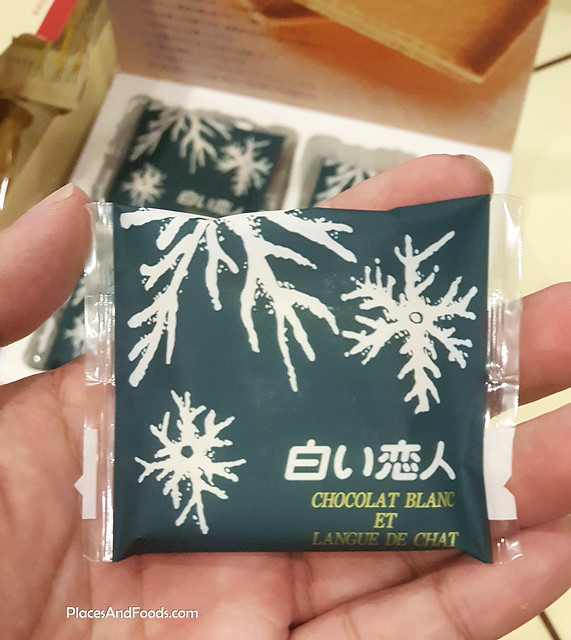 shiroi koibito biscuits review