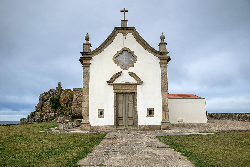 Capela da Boa Nova, Caminho de Santiago.