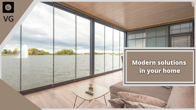 Modern solutions in your home