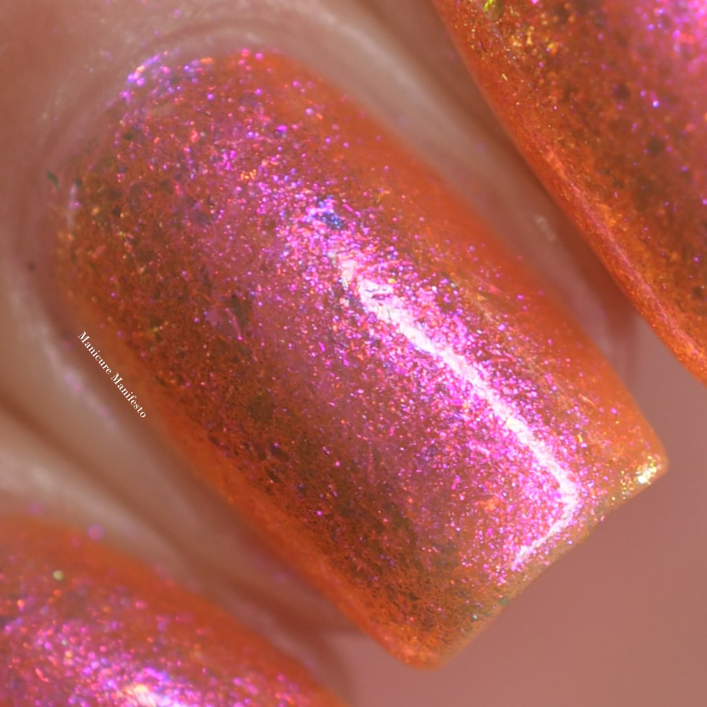 Girly Bits Cosmetics This Girl Is On Pfizer review