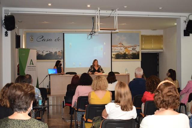 Jornada de puertas abiertas del grupo de trabajo multidisciplinar Suelo Pélvico en Los Palacios y Vfca