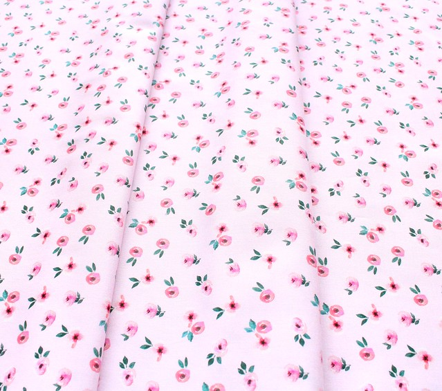 Felicity Fabrics Nightfall Floral in Afternoon 610112